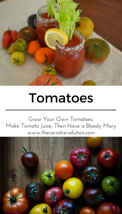How to make tomato juice