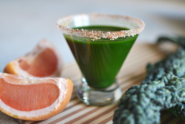 kale cocktail